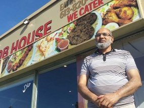 Salang Kabob New Owner Seeks to Make the Perfect Halal Poutine