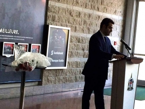 Turkish Ambassador Speaks at International Holocaust Remembrance Day