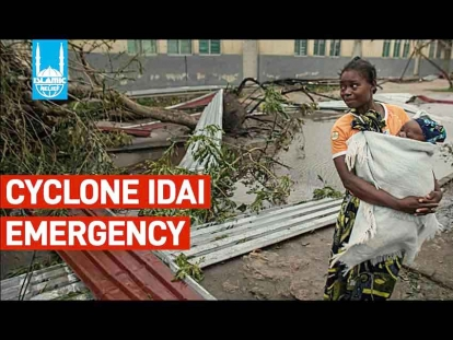 Donate to the Humanitarian Coalition Relief Effort for Cyclone Idai and Government Will Match Funds