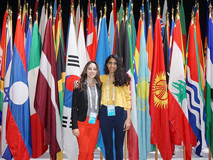 Dhilal Alhaboob: Meet One of Canada's One Young World Ambassadors