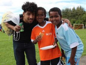 A Tool for Integration: The Somali Centre Soccer Program