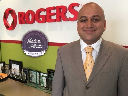Muslims Actually had the opportunity to interview Wasim Parkar about his role as a producer with Rogers TV Dufferin-Peel.