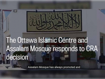 Why Did CRA and Canadian Media Repeatedly Misspell Imam's Name In Wake of Ottawa Mosque Losing Charitable Status?