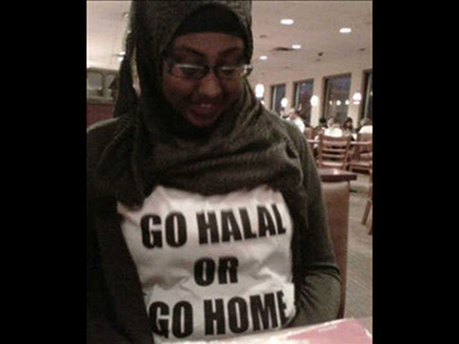 Go Halal or Go Home: An example of a successful youth-led initiative