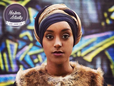 Eman Idil Bare On Faith Fashion Racism And Slaying It As A Muslim In Journalism