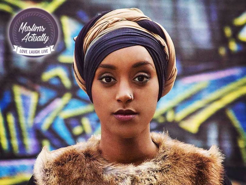 Canadian Designer Clothing | Eman Idil Bare On Faith Fashion Racism And Slaying It As A