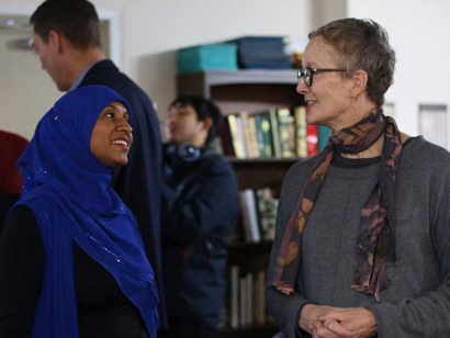 Despite Threats, The Canadian-Muslim Vote's Visit My Mosque Day Events A Success
