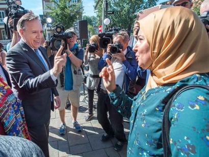 Quebec's push to ban the hijab is 'sexularism'