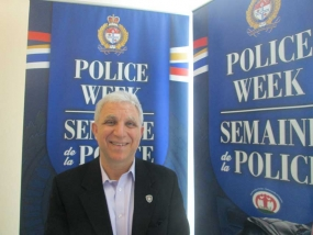 Hamid Mousa: From Palestinian Refugee to Community Developer with the Ottawa Police Service