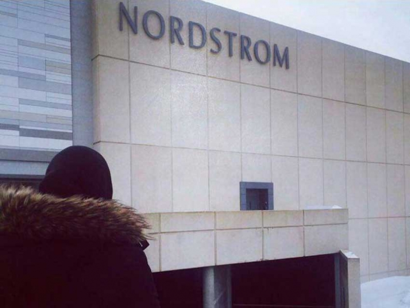Rowda Ismail reflects on a strange experience at Ottawa's Nordstrom. Was it racism? Islamophobia?