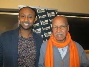 Somali Novelist and Women's Rights Advocate Nuruddin Farah in Ottawa