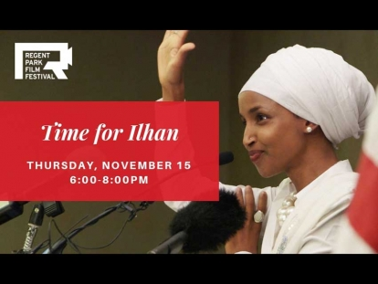 "The documentary ""Time for Ilhan"" follows Somali American Ilhan Omar's campaign during the 2016 US election."