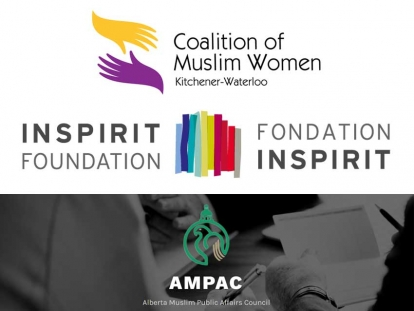Muslim Canadian Organizations Receive Funding to Address Islamophobia