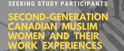 Second-Generation Canadian Muslim Women and their Work Experiences