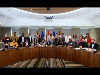 Meet the First Anti-Racism Advisory Council of the Government of Alberta