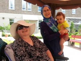 Sleepless: A Muslim Daughter Reflects on Her Mother's Struggle with Multiple Sclerosis