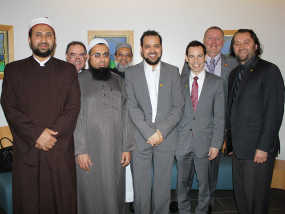 Local Imams Want You to Help Give an Eid Gift to the Children's Hospital
