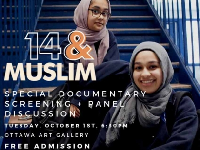 """Interview with """"14 & Muslim"""" Director Wendy Rowland"""