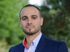 Meet Hussein Mahmoud, Candidate for Alta Vista Ward 18