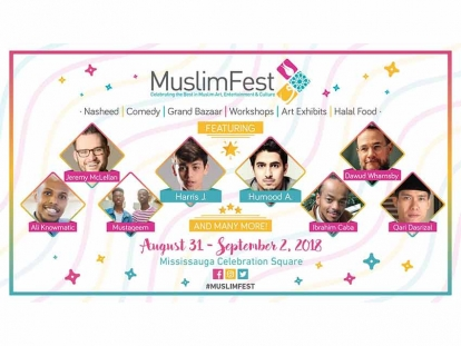 MuslimFest Celebrates 15 Years of Canadian Muslim Culture