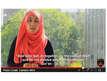YouTube Series offers Ramadan Reflections