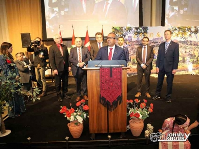 Sixth Annual Palestinian Day on the Hill