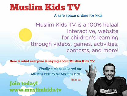 Muslim Kids TV Offers Better Choices for Families