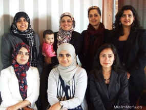 MuslimMoms.ca offers a Web of Support for Muslim Moms
