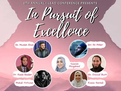I.LEAD, Ottawa's biggest and most anticipated Muslim conference is back!