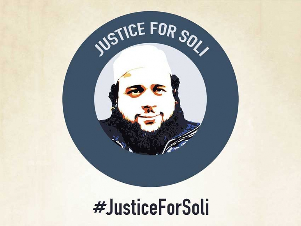 A statement from the Justice for Soli coalition after learning that the Kawartha Lakes Police Service will not be pressing charges against those responsible for the death of Soleiman Faqiri