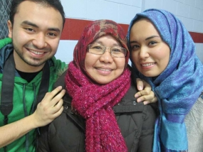 What Does Family Mean To You? Mohammad, Nesreen, and Salwa