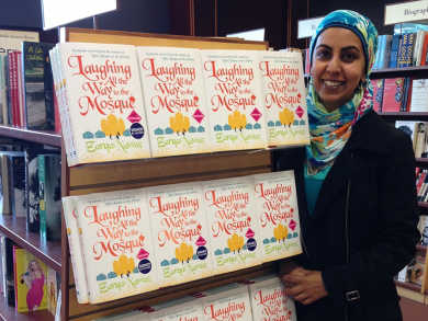 Little Mosque Creator Releases New Memoir