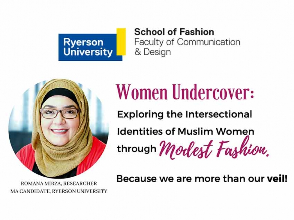 Modest Fashion And Academic Research An Interview With Romana Mirza