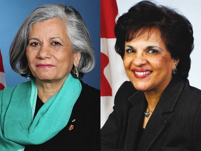 Senators Ratna Omidvar and Mobina Jaffer are raising awareness about serious changes to the Impaired Driving Act.