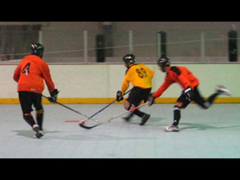 Hockey balle gatineau