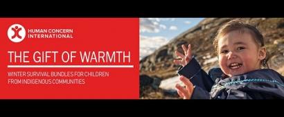 Human Concern International Winter Survival Bundles from Indigenous Communities