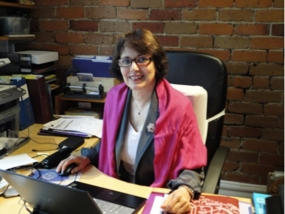 On Working with Homa Hoodfar, A Canadian Professor Currently Imprisoned in Iran