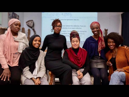 Black Muslim Women in Quebec (Femmes Noires Musulmanes au Québec) is a new initiative being launched This Saturday