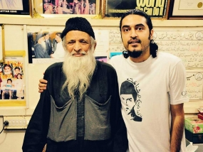 Edhi, the baba we all had