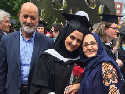 An Afghan Refugee's Educational Journey in Canada
