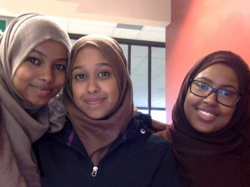 Ramla Said, Sumayya Mohamed, and Halima Abdisamed made a video confronting the reality of racism in Ottawa's Muslim Communities.