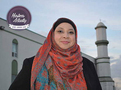 Interview with Indian Canadian Muslim community activist Farheen Khan
