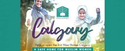 Nisa Homes: Help Us Open a Muslim Women's Transitional Shelter in Calgary