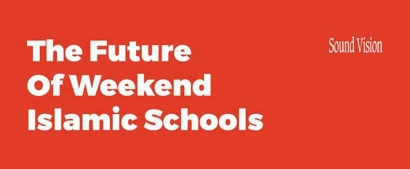 Apply to Attend the Sound Vision Thinking Retreat about Weekend Islamic Schools