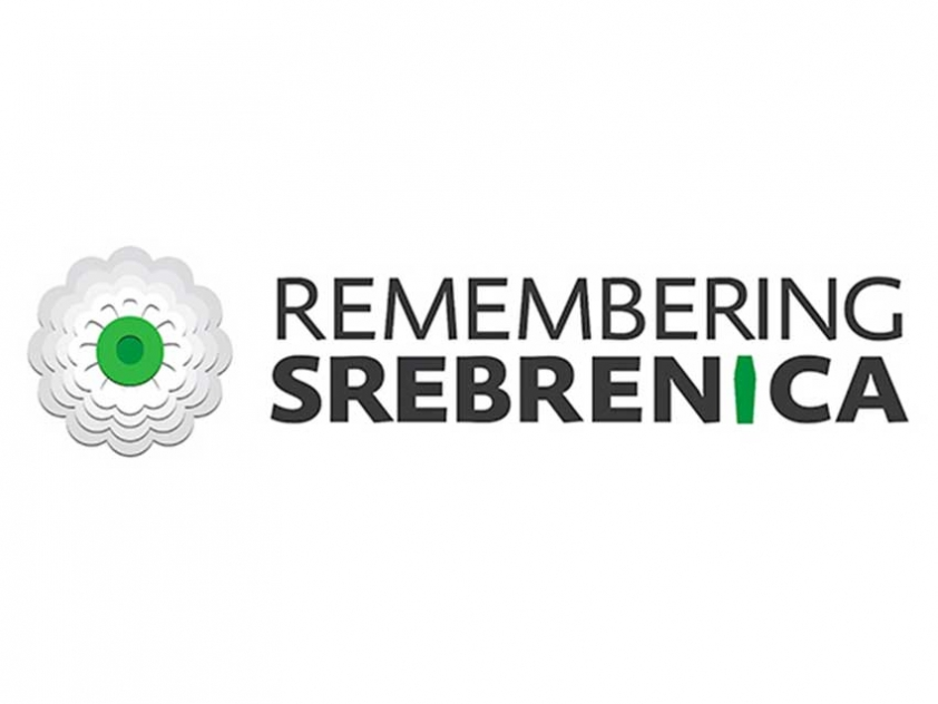 An image of the Srebrenica flower used to commemorate the Srebrenica massacre taken from the Remembering Srebrenica website
