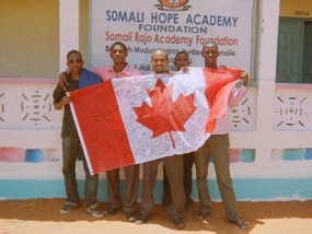 Canada's Role in Somalia and Harnessing the Power of its Citizens