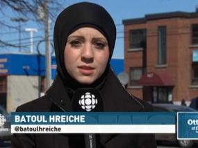 Hijabi on CBC: Life after Journalism School