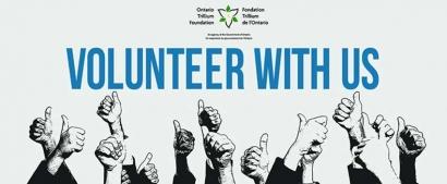 Volunteer with the Ontario Trillium Foundation