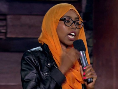 Meet Hoodo Hersi: Check Out the Up and Coming Somali Canadian Comedian
