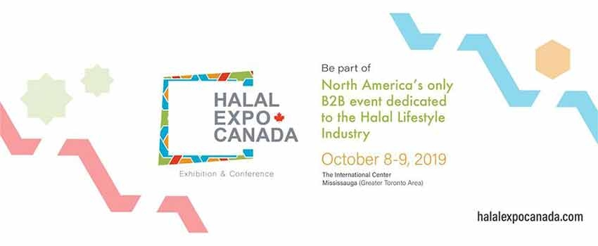 Halal Expo Canada is Calling for Speakers with Experience in the Halal Industry for the Halal Expo 2019 Conference